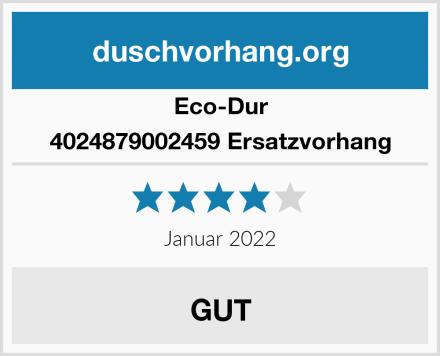 Eco-Dur 4024879002459 Ersatzvorhang Test