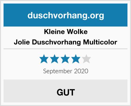 Kleine Wolke Jolie Duschvorhang Multicolor Test