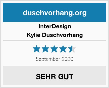 InterDesign Kylie Duschvorhang Test