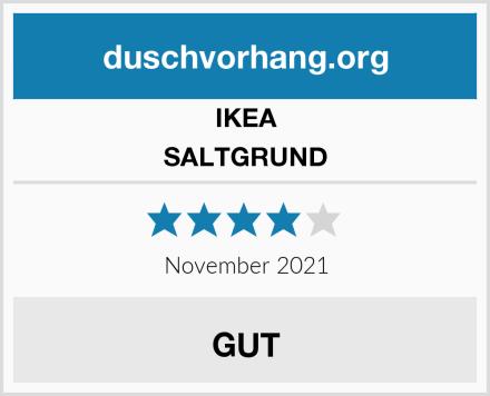 IKEA SALTGRUND Test