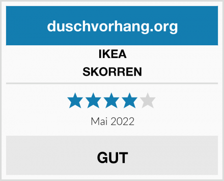 IKEA SKORREN Test