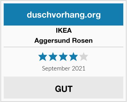 IKEA Aggersund Rosen Test