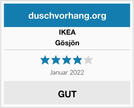 IKEA Gösjön Test