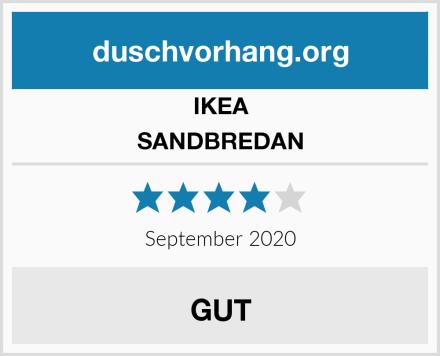 IKEA SANDBREDAN Test