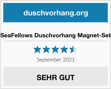SeaFellows Duschvorhang Magnet-Set Test