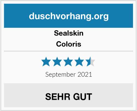 Sealskin Coloris Test