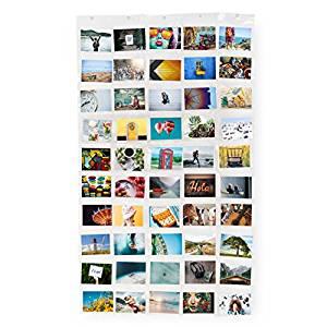 Foto-Vorhänge mit Taschen