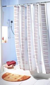 Duschvorhang - Schimmel entfernen und vorbeugen