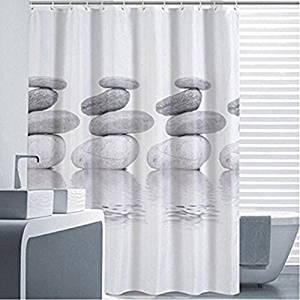 Textil Duschvorhänge