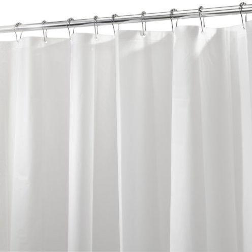 InterDesign 3.0 Liner Futter für Duschvorhang