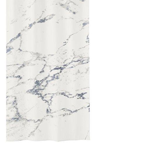 Kleine Wolke Marble Duschvorhang