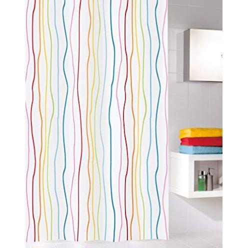 Kleine Wolke Jolie Duschvorhang Multicolor