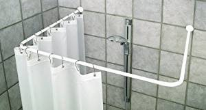U-Form Duschstangen